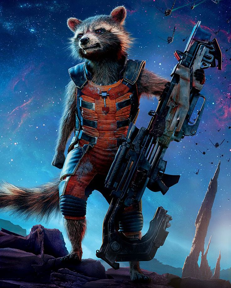 Rocket Raccoon - Marvel Cinematic Universe Wiki - Wikia