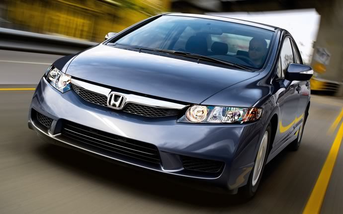 my love - except the 2010 sedan version, same color (Honda Civic coupe (2009))