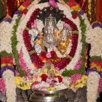 Narasimha Jayanti and Abhisheka to Goddess Sharadamba - Sringeri Sharada Peetham