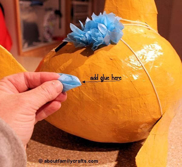 17 best ideas about paper mache pinata on pinterest for Best way to paper mache a balloon