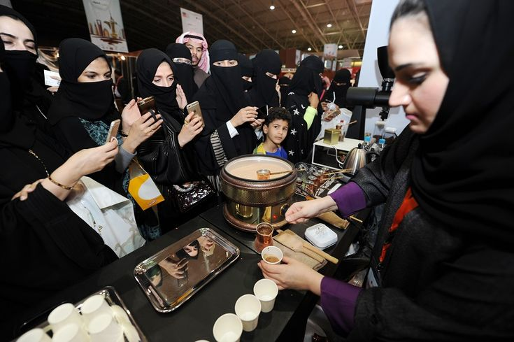 with international participation Third International coffee and chocolate exhibition foresees the Kingdom future transforming from consumption to production The organizing committee of the coffee and chocolates exhibition , which is being held for the third year in a row at the Riyadh International Convention and Exhibition Centre during the period from 20th to 23rd of […] #middleeastbusinessnews