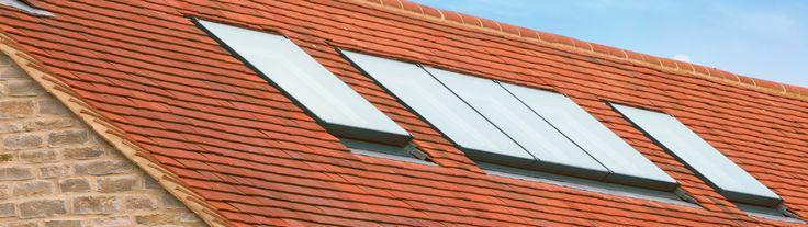 Studio Rooflight Range: Finely Detailed Low Profile Roof Windows