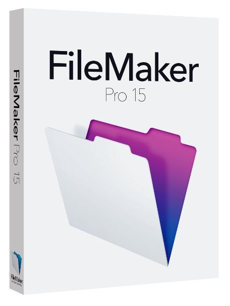 FileMaker Pro 15 Download Mac [Online Code], 2016 Amazon Hot New Releases Business & Office  #Software
