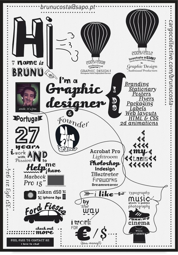 25 best Amazing Resumes! images on Pinterest Architecture, Cards - amazing resumes