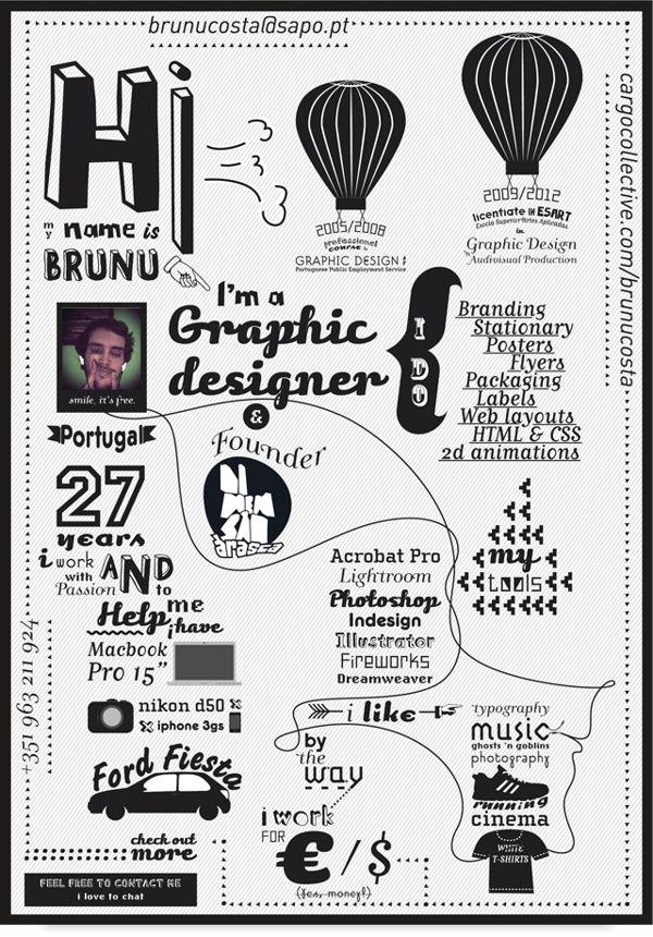 25 best Amazing Resumes! images on Pinterest Architecture, Cards - amazing resumes