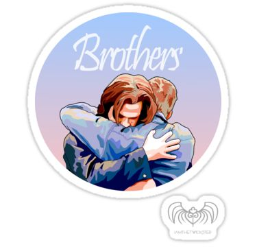 A piece focused around the season 11 finale of SPN • Also buy this artwork on stickers, apparel, phone cases, and more.