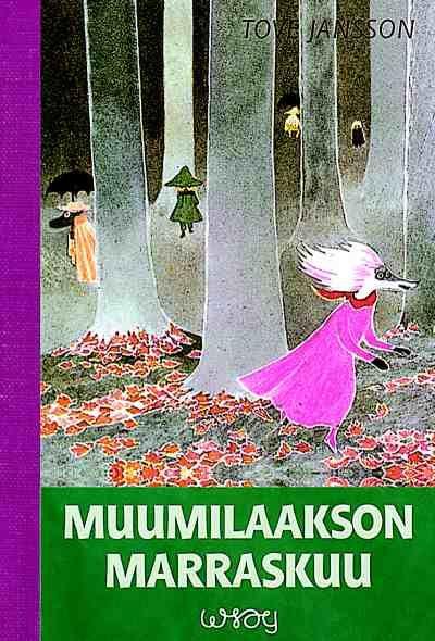 Tove Jansson: Muumilaakson marraskuu