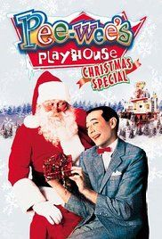 Christmas at Pee Wee's Playhouse Poster