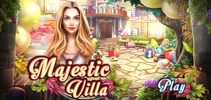 NEW FREE GAME just released! #hiddenobject #freegame #html5game #hiddenobjects Play 'Majestic Villa' here ➡ http://www.hidden4fun.com/hidden-object-games/4169/Majestic-Villa.html
