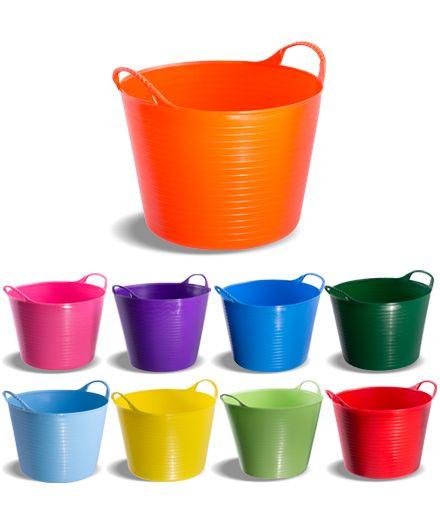 storage bucket, flexible, tubtrugs