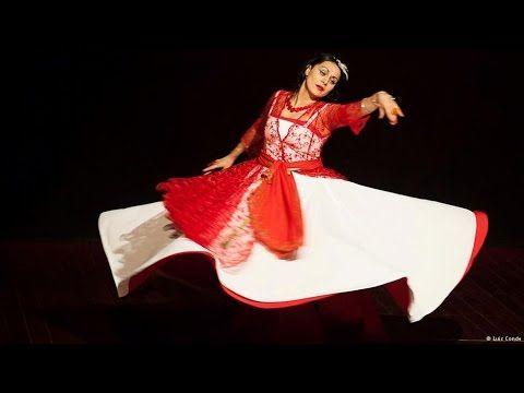 ▶ زنان اروپایی در کلاس رقص و عشوه ایرانی - YouTube  Persian Dance school founder in Holland, in Persian