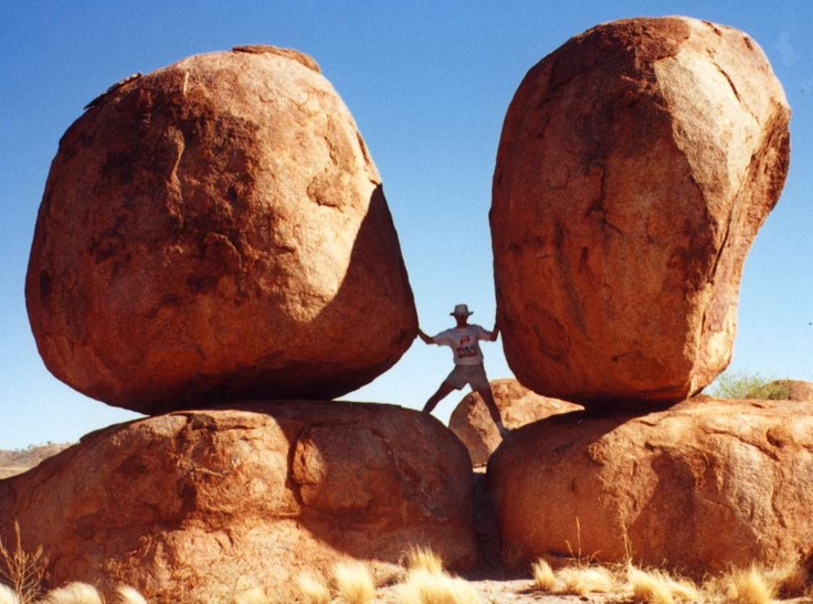 devils marbles - Google Search