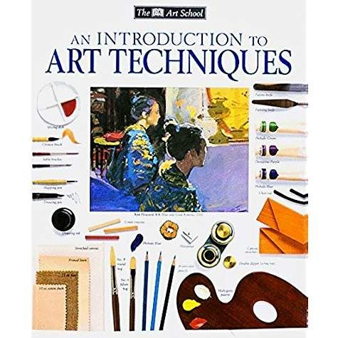 Introduction to Art Techniques by Ray; Wright, Michael; Horton, James; Royal Academy of Arts (Great Britain) Smith (1996-08-02)