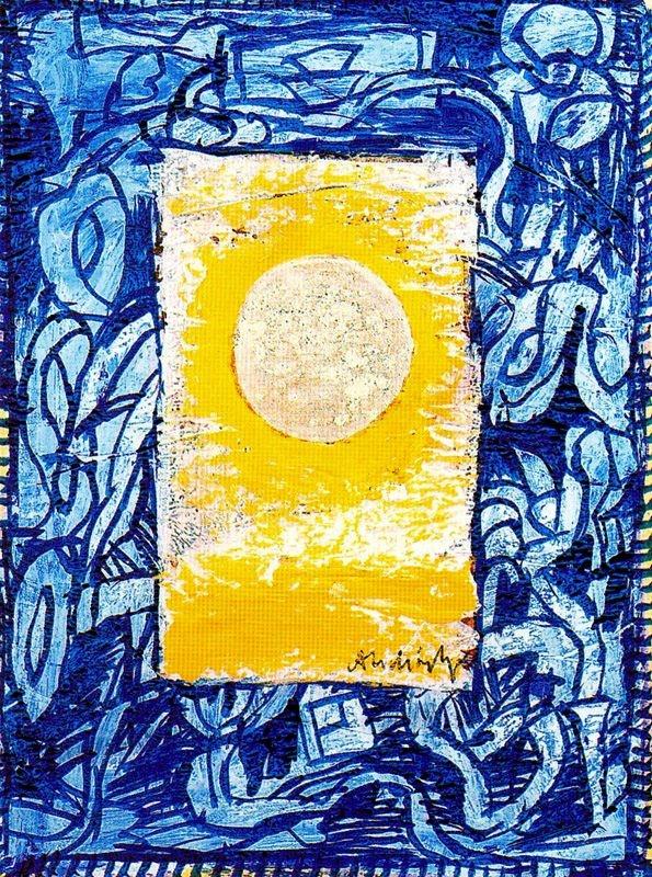 POUL WEBB ART BLOG - Pierre Alechinsky