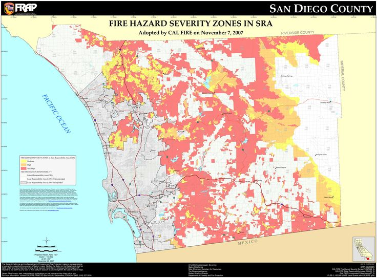 Best MAPs Images On Pinterest San Diego Mexico And California - San diego us map close to mexico