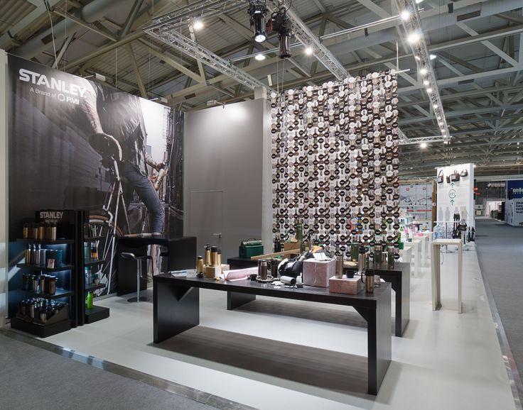 Stanley Tradeshow Booth, Ambiente in Frankfurt, 2010