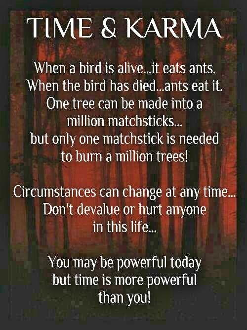 Karma Quotes & Spiritual Affirmations. From Awakening