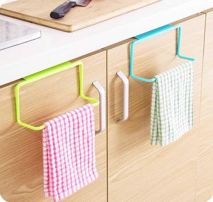 Küche handtuchhalter ausziehbar mit Ablage in einem