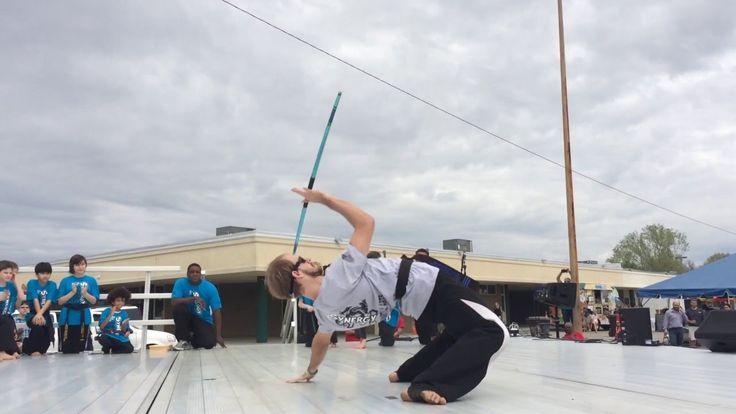 Dakota Colley's Extreme Martial Arts Solo