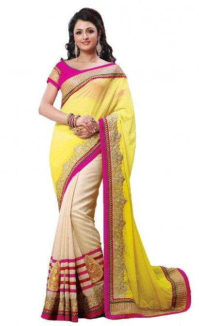 How to choose the Right Saree according to your Body Type. Read more www.aparnaa.com