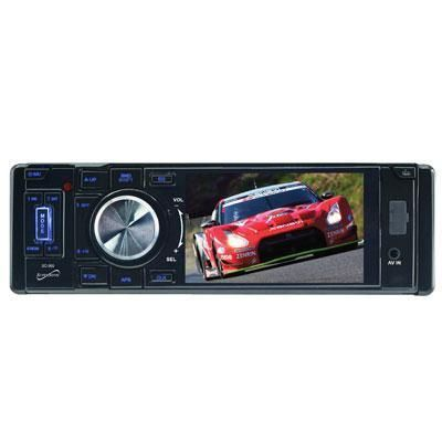 """Supersonic - 3.5"""" LCD TV Tuner DVD/MP3/CD"""