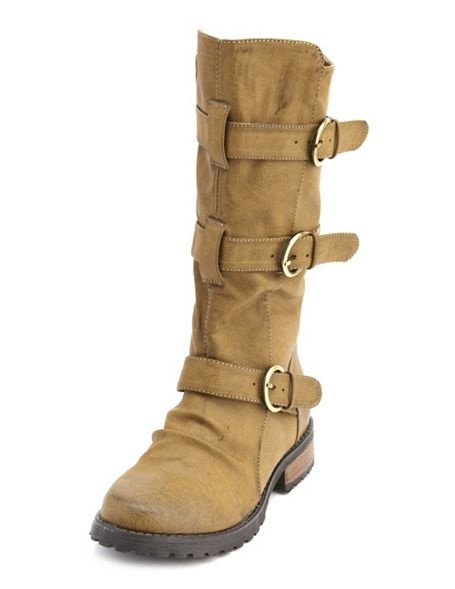 Boot charlotte many russe style