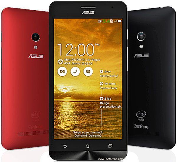 Asus Zenfone 5 A502CG Çift Hatlı Siyah :: EnHızlıAlışVeriş
