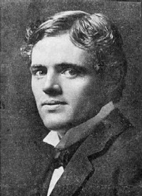 """John Griffith """"Jack"""" London born John Griffith Chaney (1876-1916 was an American author, journalist, and social activist. He was a pioneer in the world of commercial magazine fiction and was one of the first fiction writers to obtain worldwide celebrity and a large fortune from his fiction alone. He is best remembered as the author of Call of the Wild and White Fang, both set in the Klondike Gold Rush, as well as the short stories """"To Build a Fire"""", """"An Odyssey of the North"""", and """"Love of…"""