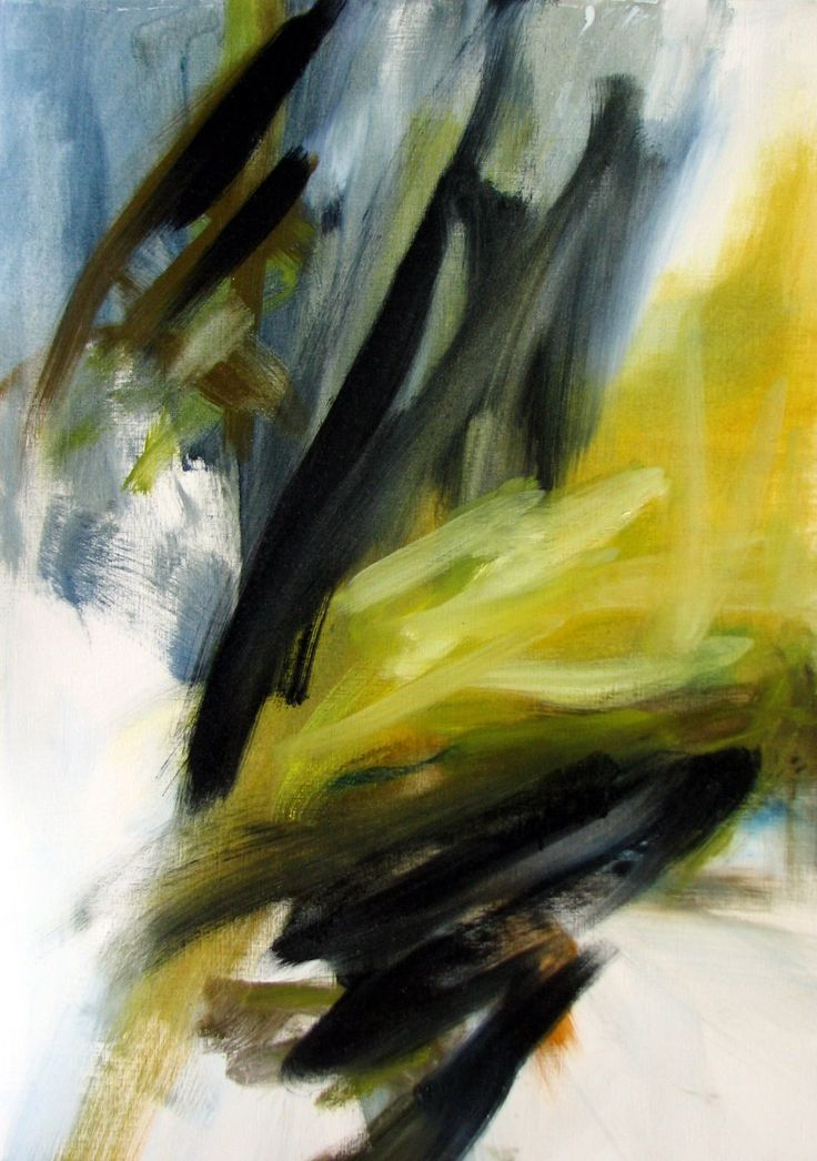 Into the Light by Gail Barfod Oil on paper https://www.facebook.com/gailbarfodartist
