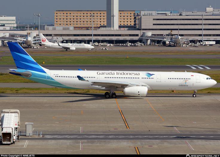 PK-GPT Garuda Indonesia Airbus A330-343
