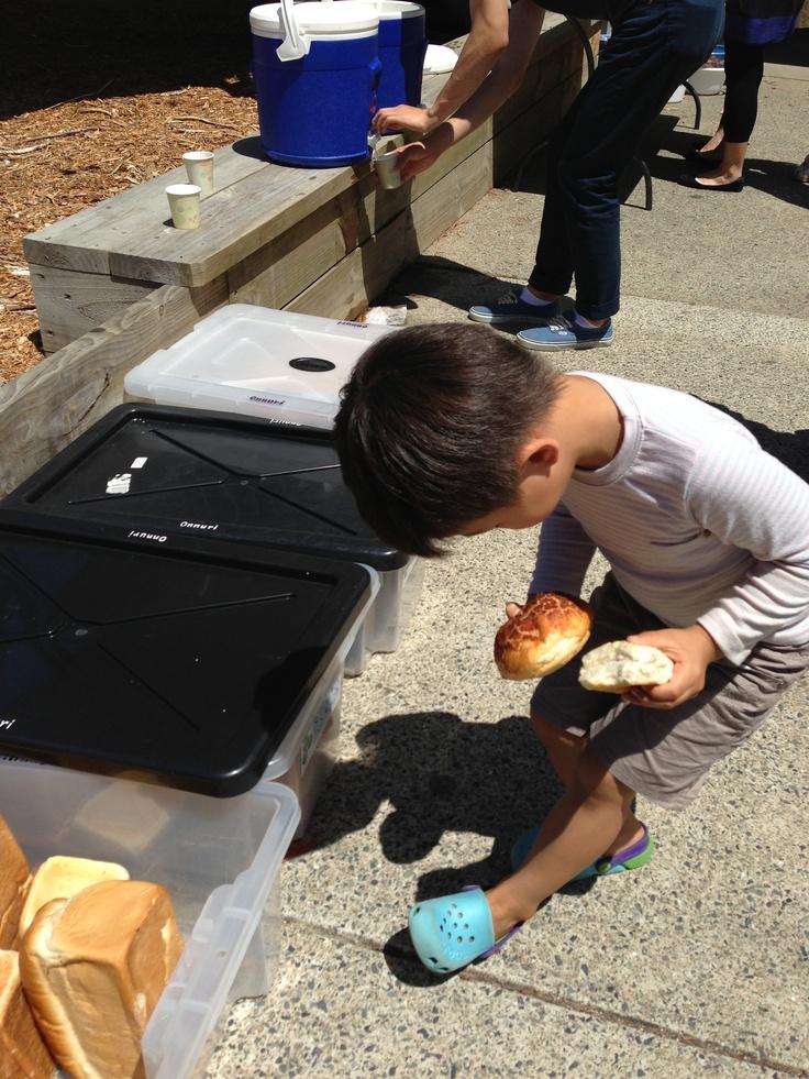 Got the bread
