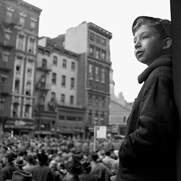 La niñera Vivian MAyer, New York, NY