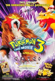 Watch Pokemon Movie 3 Online English. The Pokemon master Ash must rescue his mother from the encasement of a crystal tower.