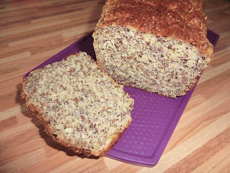 Logi-Brot, ein leckeres Rezept aus der Kategorie Trennkost. Bewertungen: 5. Durchschnitt: Ø 3,7.