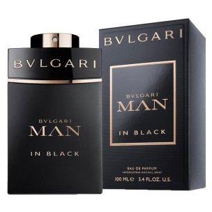 Bvlgari Man In Black for Men 100 ML Eau De Parfum by Bvlgari, Please visit www.perfumesouq.com for more info.