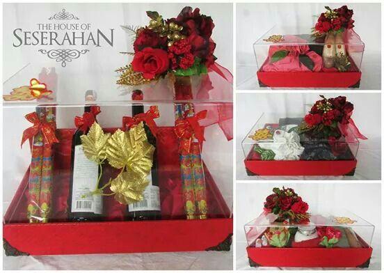 #thehouseofseserahan #sangjit #kotakseserahan #chinesewedding #seserahan #giftbox