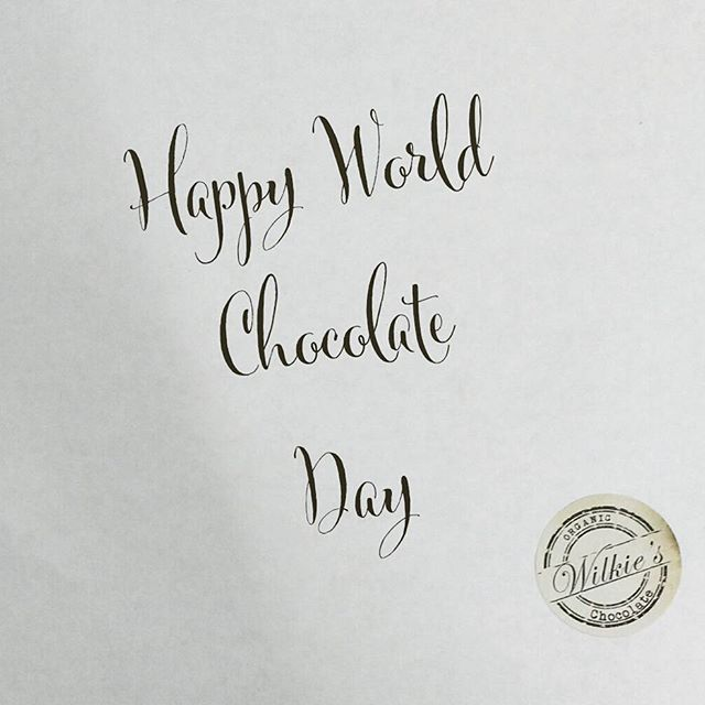 From brownies to bars and drinks to desserts, we hope your day is filled with all things Chocolatey 😜🍫 #allday #everyday #worldchocolateday #internationalchocolateday