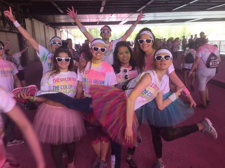 COLOR RUN PARIS 2017 – Nare's Touch