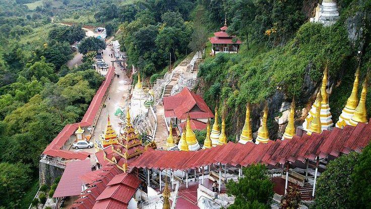 Beautiful Pindaya Photo by Khin Chaw Chaw (Letty)