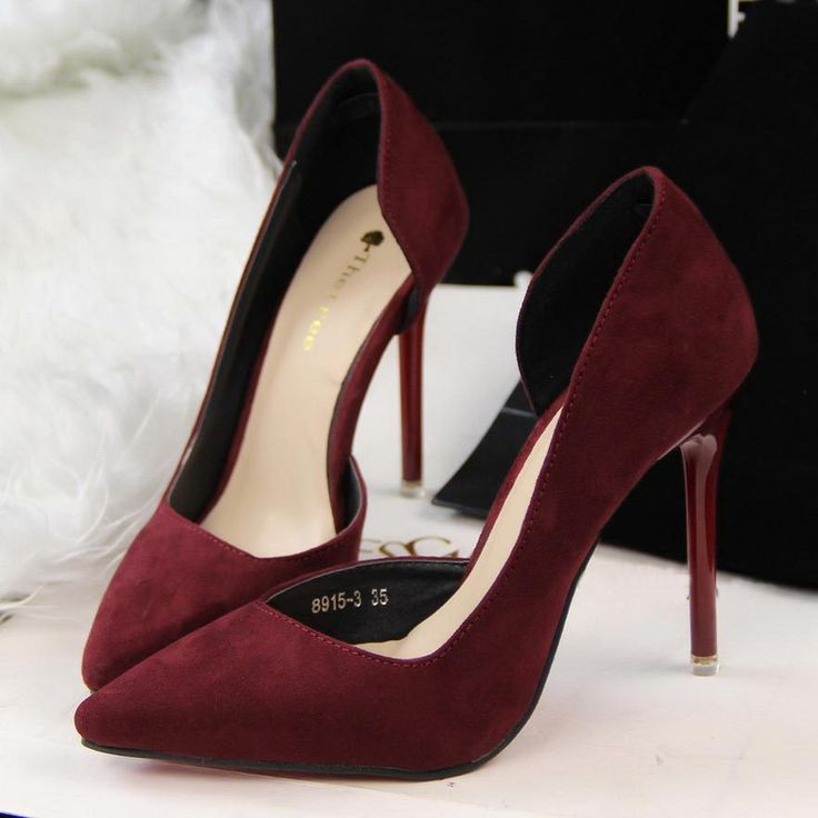 Sexy red bottom high heels women shoes zapatos mujer ladies shoes women pumps Korean fashion wedding shoes high heels