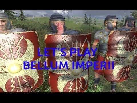 LET'S PLAY BELLUM IMPERII MOD