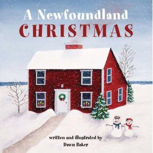 A Newfoundland Christmas (set in Newfoundland). *picture book *family *culture