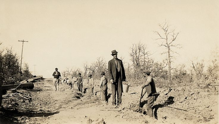 vintage pipeline construction pictures Old.C20height