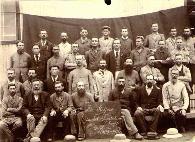 Geni - Photos in Photos from Anglo Boere Oorlog/Boer War (1899-1902) POW Ceylon 1-3 Kasper Steyn, 2-3 Willem Steyn, 2-5 Koos Steyn, 3-1 Herman Steyn, 3-2 Douw Steyn,3-3 JJF Steyn, 3-4 Jan Steyn, 4-1 Josef Steyn, 4-2 Marthinus Steyn.