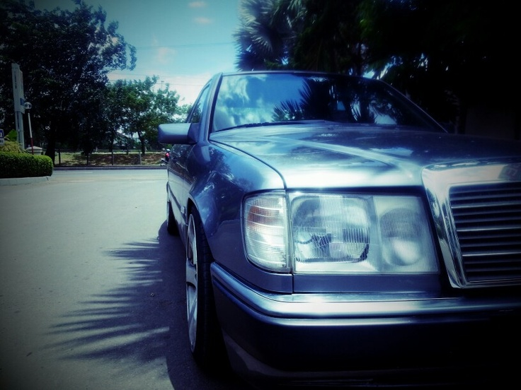 another side of w124