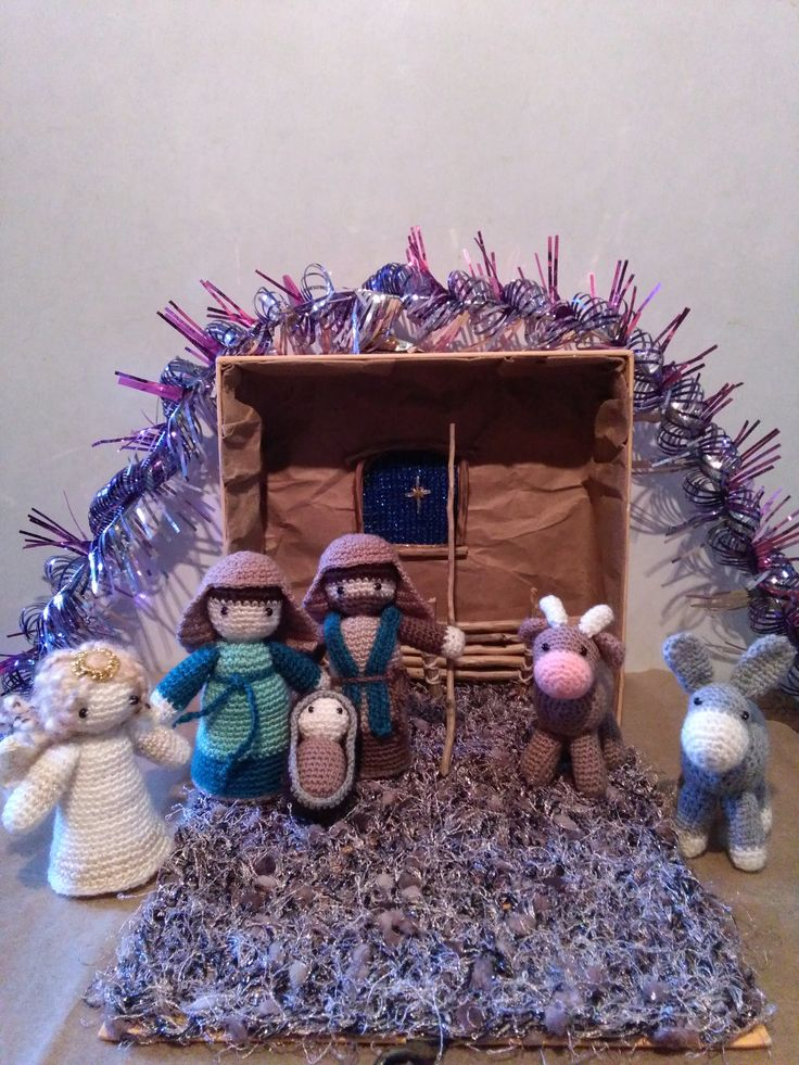 knitted Christmas.
