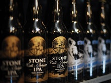 Stone Brewery Tour