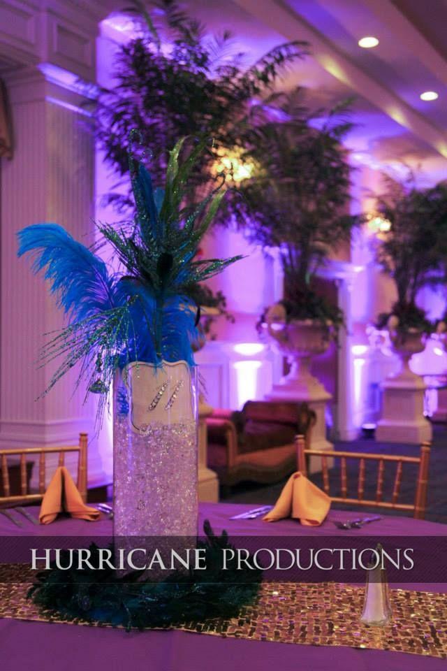 Pea Decor At Buona Sera Palazzo In Ocean Township Nj Is Decorpea Themenew Jerseywedding Venueswedding