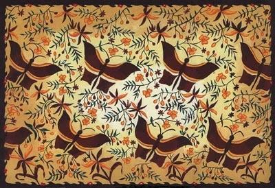 Batik Fabric: Yogyakarta Batik Ancient