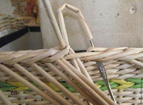 Осваиваем азы плетения. Часть вторая - Ярмарка Мастеров - ручная работа, handmade